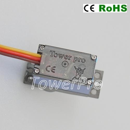 TowerPro MG92B Digital 13 8g Mini Servo