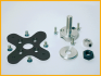 Radial Mount Set AXI 41xx/xx
