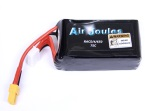 AirJoules RACE 75C 650mAh 4s 14.8V Li-Po Battery