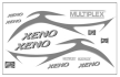 Decals Sheet - Multiplex Xeno
