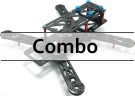 Emax Nighthawk 250 Quadcopter Combo Kit