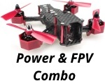 Emax Nighthawk 170 Quadcopter Combo 2