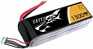 Tattu 45C 1300mAh 4s 14.8V Li-Po Battery