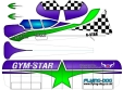 Gym Star Indoor EPP Trainer - Purple