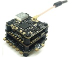HGLRC Omnibus F438, 33A 4 in 1 ESC & Switchable vTx Stack