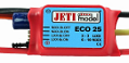 Jeti Eco 25 Brushless Controller