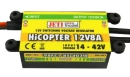 Jeti HiCopter 12V8A Switching Voltage Regulator