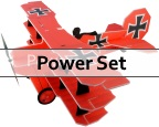 Lil' Fokker Power Set