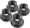 M5 Prop Nuts x 4 - Black - CW