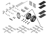 Multiplex ParkMaster 3D - Small Parts Set