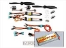 Multiplex TwinStar 2 Brushless Power Set + Battery