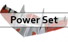 Power Set for Crack Wing
