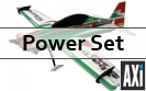 AXi Power Set for RC Factory 800mm Models