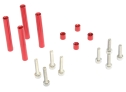 RaGG-e WBX Standoff/Screw Pack - Red