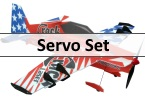 Servo Set For Crack Laser Pro