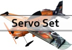 Servo Set for Edge 540 v3
