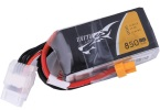 Tattu 75C 850mAh 4s 14.8V Li-Po Battery, XT30