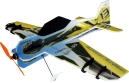Twisted Hobbys Crack Yak 55 Lite - Blue/Yellow