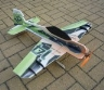 Twisted Hobbys Crack Yak 55 Lite - Green/Orange