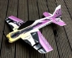 Twisted Hobbys Crack Yak 55 Lite - Purple/Yellow