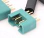 Multiplex high-current plug